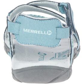 Merrell Sandspur Rose LTR Sandaalit Naiset, blue smoke